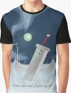 Cloud Strife - Dissidia  Graphic T-Shirt