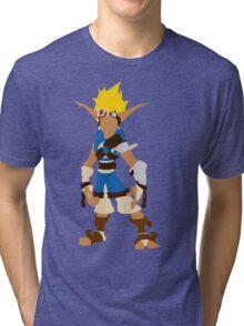 Jak-Jak and Daxter The precursor legacy  Tri-blend T-Shirt