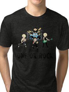 ONE OK ROCK band Tri-blend T-Shirt