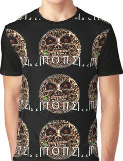 ˛|∏ O ∏ ∑|¸ (none) Moon Logo Graphic T-Shirt
