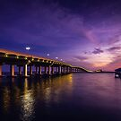 Biloxi Bay Bridge by Jonicool