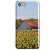 Old Farm v3 (basic edits) iPhone Case/Skin