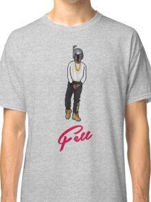 Boba Fetty Wap - ( Pixel Art ) Classic T-Shirt