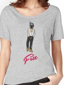 Boba Fetty Wap - ( Pixel Art ) Women's Relaxed Fit T-Shirt