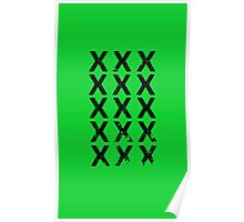 15 Xs Poster