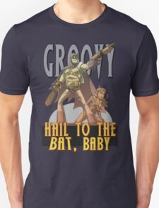 Hail to the Bat Unisex T-Shirt