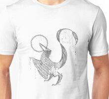 Raptor - Lace Unisex T-Shirt