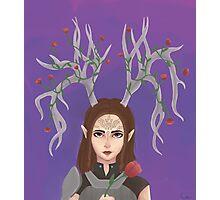 Grey Warden - Dragon age origins Photographic Print