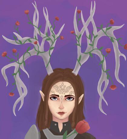 Grey Warden - Dragon age origins Sticker