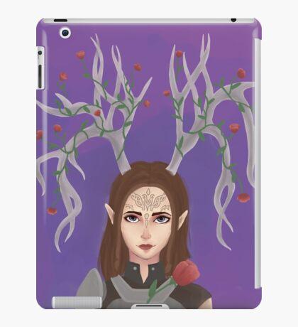Grey Warden - Dragon age origins iPad Case/Skin