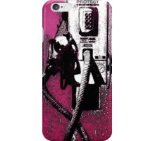 Dirty call? iPhone Case/Skin