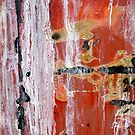 Abstract Painting Untitled #45 by Edward Fielding