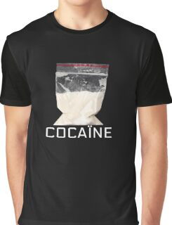 Cocain Graphic T-Shirt