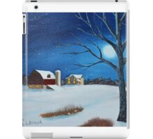 Evening Chores iPad Case/Skin