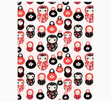 funny pattern with dolls Classic T-Shirt