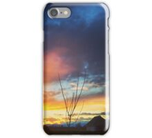 The Chico Sky iPhone Case/Skin