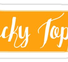 Rocky Top Tennessee Sticker