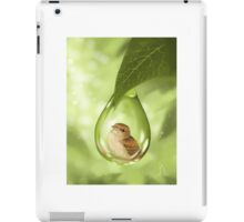 Under protection iPad Case/Skin