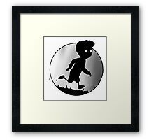 In to the Limbo Framed Print