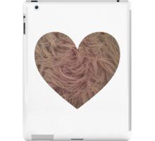 Mink Fur Heart  iPad Case/Skin