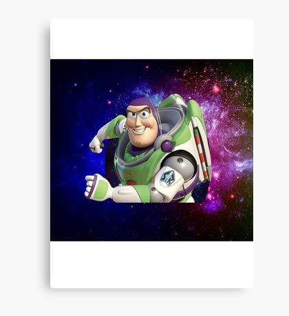 Buzz Dimensions Canvas Print