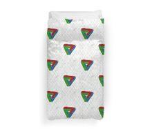 penrose triangle Duvet Cover