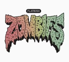 Flatbush Zombies by supornah