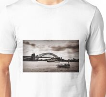 Back In The Day Harbour Bridge Unisex T-Shirt