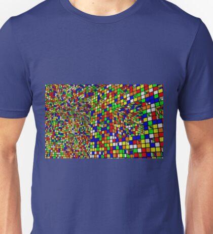 Cubo di Rubik Unisex T-Shirt