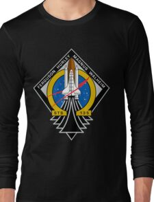 STS-135 Final Shuttle Mission Patch Long Sleeve T-Shirt