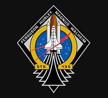 STS-135 Final Shuttle Mission Patch Unisex T-Shirt