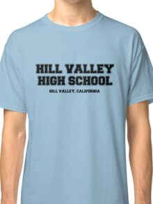 Hill Valley High School Classic T-Shirt
