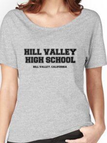 Hill Valley High School Women's Relaxed Fit T-Shirt