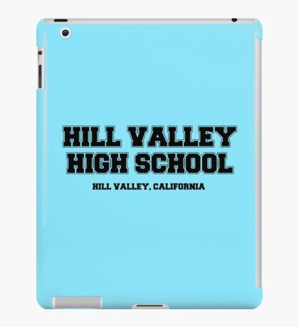 Hill Valley High School iPad Case/Skin