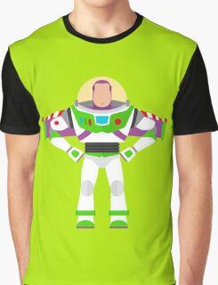 Buzz Vector Graphic T-Shirt