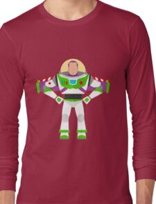 Buzz Vector Long Sleeve T-Shirt