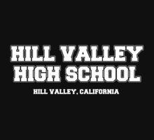 Hill Valley High School One Piece - Long Sleeve