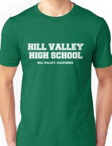 Hill Valley High School Unisex T-Shirt