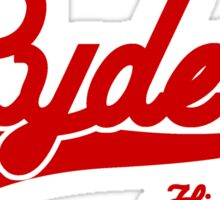Rydell High (Grease) Sticker