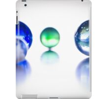 The World of Marbles iPad Case/Skin