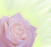 Rose by WillowArtPrint