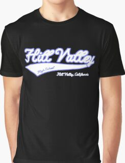 Hill Valley High Graphic T-Shirt
