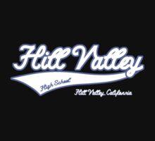Hill Valley High Kids Tee