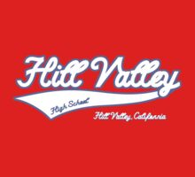 Hill Valley High Baby Tee