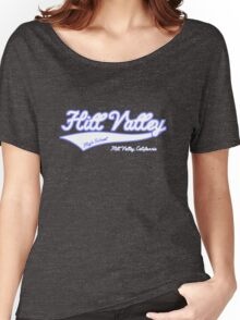 Hill Valley High Women's Relaxed Fit T-Shirt