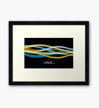 Linux Appreal  Framed Print
