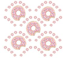 Dreams Of Donuts Photographic Print
