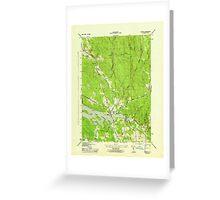 New York NY Redfield 136268 1943 31680 Greeting Card