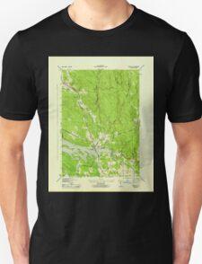 New York NY Redfield 136268 1943 31680 Unisex T-Shirt