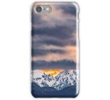 Olympic Sunset iPhone Case/Skin